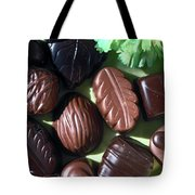 Chocolate Candy Tote Bag