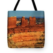 Chocolate Drops Tote Bag by Greg Norrell