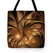 Chocolate Essence Tote Bag