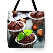 Chocolate Muffins Tote Bag