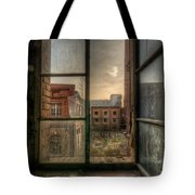 Chocolate Sunset Tote Bag