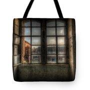 Chocolate Window Tote Bag