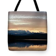 Chocorua At Sunset 2 Tote Bag