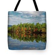 Chocorua Lake Reflection Tote Bag