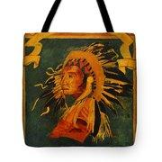 Choctaw 1935 Tote Bag