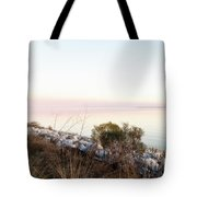 Choctawhatchee Bay Sunset Tote Bag