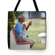 Choice Of A New Generation Tote Bag