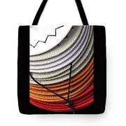 Choices - Western Hat Pileup Tote Bag