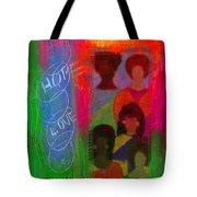Choir Girls Tote Bag