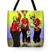 Choir Practice Tote Bag