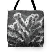 Cholla Cactus Tote Bag