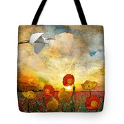 Choose To Fly Tote Bag