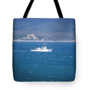 Choppy Drake's Bay Tote Bag