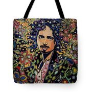 Chris Cornell Tote Bag