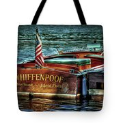 Chris Craft Continental - 1958 Tote Bag