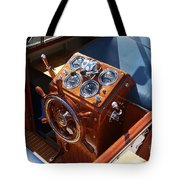 Chris Craft Cruiser Tote Bag