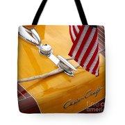 Chris Craft Custom Tote Bag by Neil Zimmerman