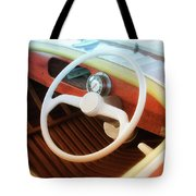 Chris Craft Dreaming Tote Bag