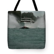 Chris Craft Splash Tote Bag