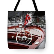 Chris Craft Sportsman Tote Bag