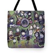 Chris Daniels And Friends Tote Bag