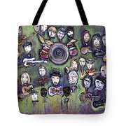 Chris Daniels And Friends Tote Bag