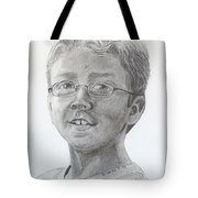 Chris Dovick Tote Bag