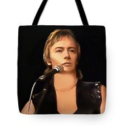 Young Chris Norman Tote Bag