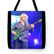 Chris Squire  Tote Bag
