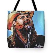Chris Stapleton Tote Bag