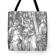 Christ Bearing The Cross 1509 Tote Bag