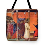 Christ Before Pilate 1311 Tote Bag