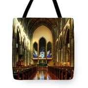 Christ Church Cathedral Victoria Canada Tote Bag