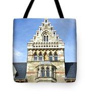 Christ Church College Oxford Architecture Tote Bag