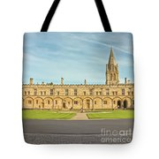 Christ Church College Oxford Tote Bag