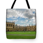 Christ Church Tom Quad Tote Bag