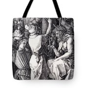Christ Crowned With Thorns 1512 Tote Bag