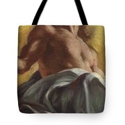 Christ In Glory  Detail Tote Bag