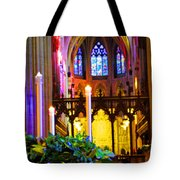 Christ Is Born Travel Tote Bag