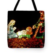 Christ Is Christmas Tote Bag