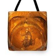 Christ Mosaic Tote Bag