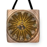 Christ Pantokrator Tote Bag