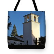 Christ The King Chapel Tower Tote Bag