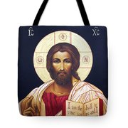 Christ The Teacher Tote Bag