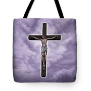 Christ Variations # 2 Tote Bag