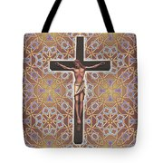 Christ Variations #1 Tote Bag