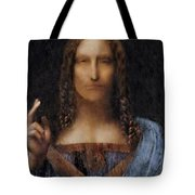 Christ Tote Bag