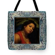 Christan Cameo Tote Bag