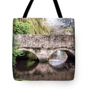 Christchurch - Bridge Over The Millstream Tote Bag
