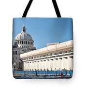Christian Science Church Tote Bag
